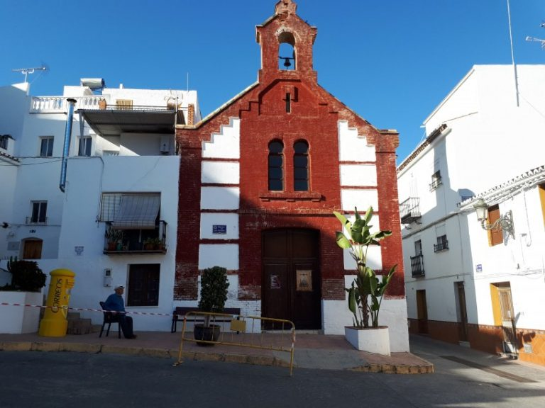 Ermita de san Roque en Torrox