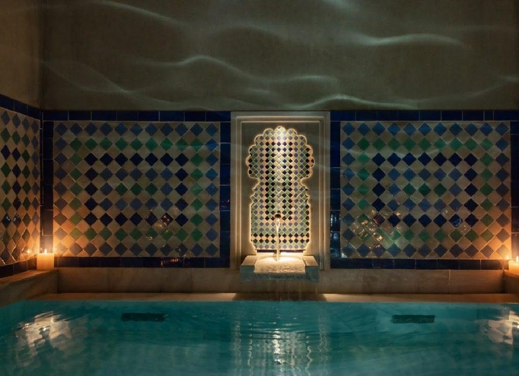 Foto escapada a los baños árabes con escapadas en Málaga