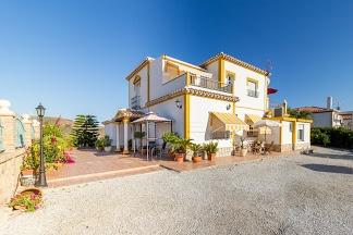 Foto Escapada al Bred & Breakfast Colina del sol Torrox con escapadas en Málaga