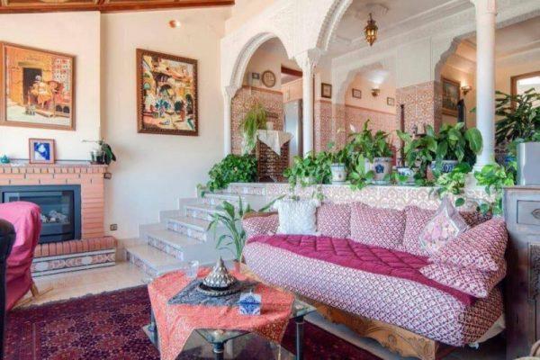 Foto escapada alojamiento en Riad con escapadas en Málaga