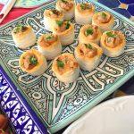 Foto de platos taller de cocina árabe con escapadas en Málaga