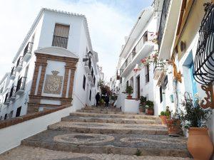 Foto de la visita a Frigiliana con escapadas en Málaga