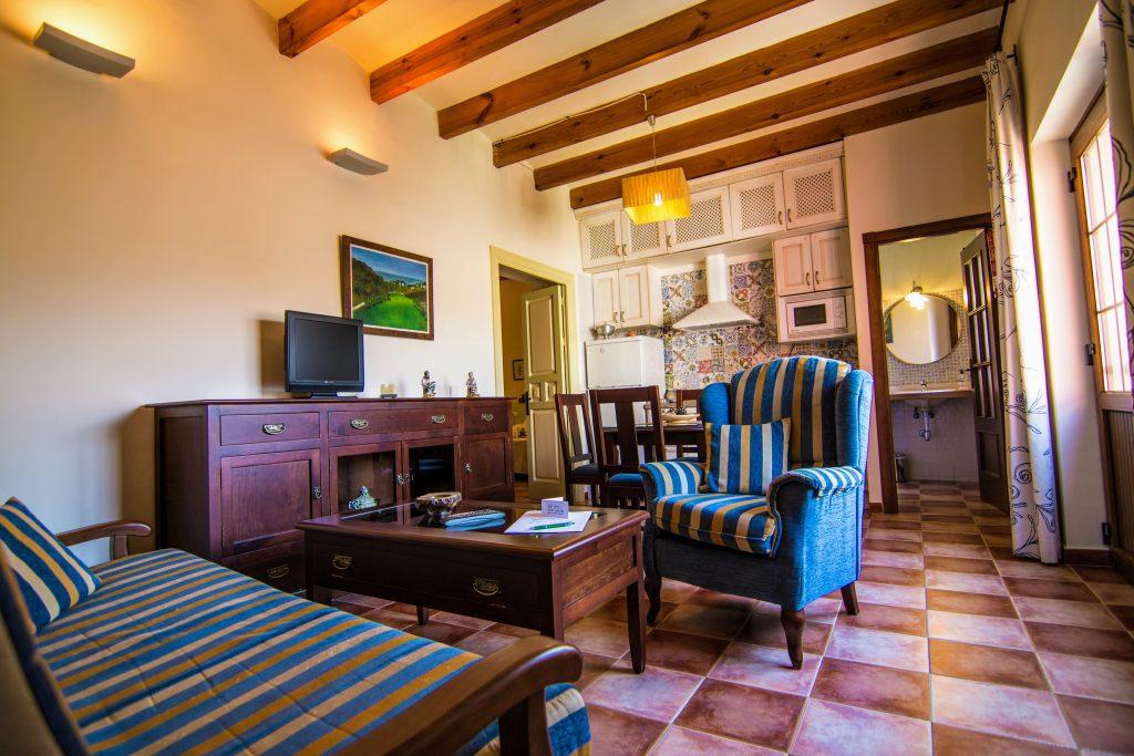 Foto escapada apartamento casa señorial en Vélez Málaga