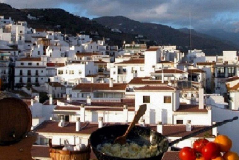 Foto de las migas de Torrox taller de cocina con escapadas en Málaga